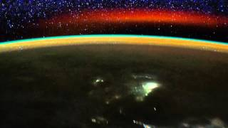 Time-Lapse View of Earth