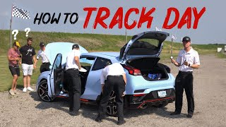 Your FIRST TRACK DAY - Tools, Rules, Costs & Race Excuses