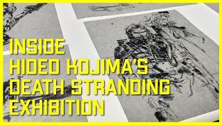 A Tour of the Death Stranding Exhibit