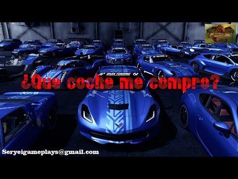 ¿Que coche comprar? Gran Turismo 6