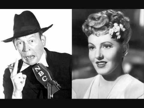 Fred Allen Radio  with Jean Arthur 1942
