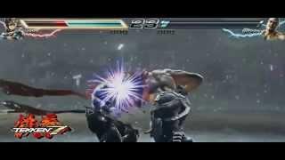 Tekken 7 Bryan FURY RAGE ART