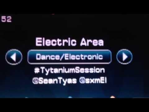 Electric Area On Sirius Xm