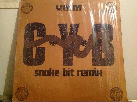 c.y.b snake bit remix ep] 1992[ underground music movement] 90s oldskool techno acid