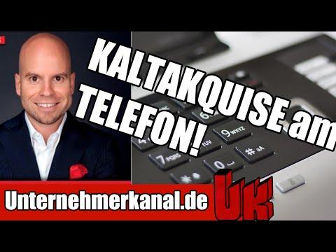 Heiß auf Kaltakquise YouTube Hörbuch Trailer auf Deutsch