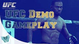 EA Sports UFC PS4 Jon Jones VS Alexander Gustafsson