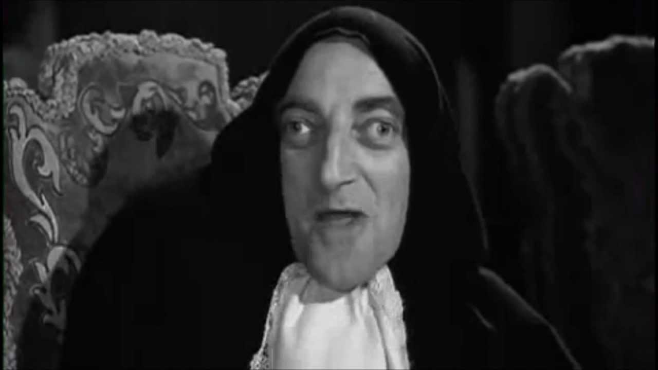 Frankenstein Junior Frase Motivatrice Se La Sorte Tè
