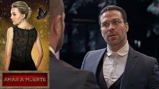 Resumen León confronta a Johny |Amar a Muerte |Televisa