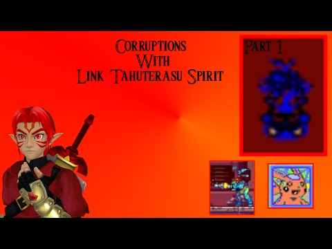 Corruptions With Link Tahuterasu Spirit Part 1: That doesn't look Right