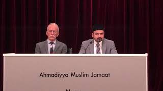 Holy Prophet Muhammad (sa) Lecture in Norway