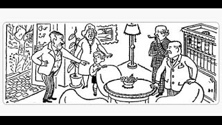 Загадка СССР - расследование. Школьник вор или нет? Определите по картинке