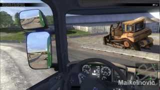 SCANIA Truck Driving Simulator - Deliveries