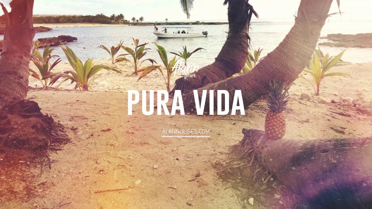 Pura vida riddim reggae island beat instrumental 2017 for Pura vida pdf