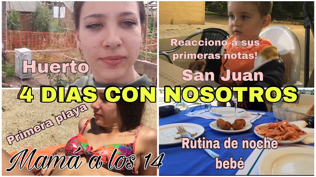 VLOG+REACCIONO A SUS PRIMERAS NOTAS+RUTINA BEBÉ DE 16 MESES|| Mi Familia Y Yo