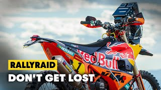 Navigation Is Everything | Up Front With The KTM Rally Team