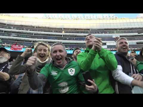EXCLUSIVE: Soldier Field erupts for Ireland