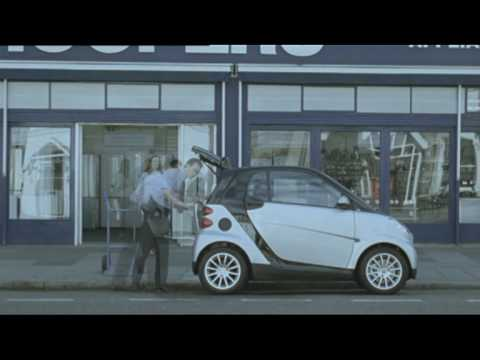 Smart Car TV advert 2008