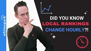 Ranking Fluctuations: How Much Do Local Rankings Change? (HOURLY!)