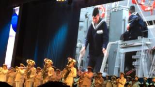 Санкт Петербург День Военно-Морского Флота. Концерт