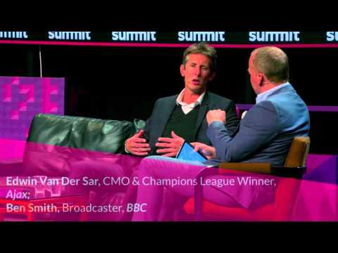 How to market the biggest sport on earth - Edwin Van Der Sar & Ben Smith