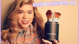 November Favorites 2014 // Makeupkatie95 Thumbnail