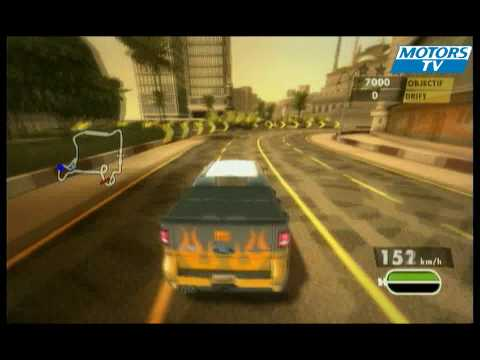 3D Motors Need for Speed Nitro Wii