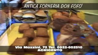 SPOT DON FOFO' panificio, rosticceria, antica forneria dal 1952 ad AGRIGENTO