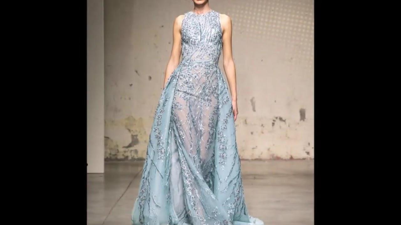 Collezione Missaki Couture 2020 International Couture Fashion Show Parte 1 Altaroma 2020 Youtube