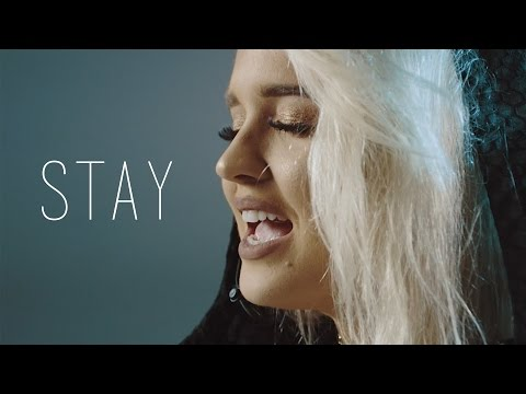 Thumbnail: Stay - Zedd feat. Alessia Cara - Cover by Macy Kate
