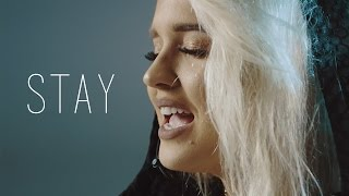 Stay - Zedd feat. Alessia Cara - Cover by Macy Kate