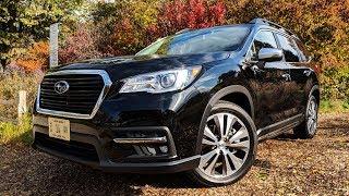 2019 Subaru Ascent обзор: большой шаг для будущих покупателей