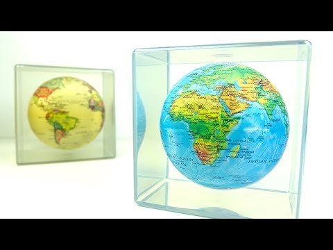 MOVA Globes - Now available in Cubes