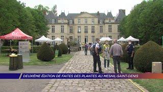 Yvelines | Deuxième édition de Faites des plantes au Mesnil-Saint-Denis