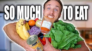 WHAT DO VEGANS EAT? FIND OUT IN MY KITCHEN!