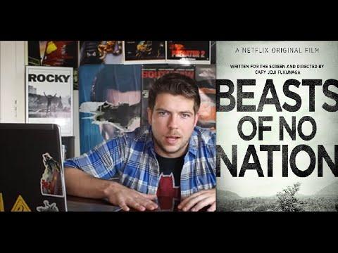 Beasts Of No Nation REVIEW (Netflix Original Movie)
