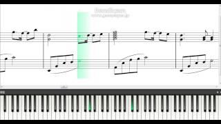 TAKUMI/匠(ピアノ)大改造!!劇的ビフォーアフター挿入曲 楽譜/中級 thumbnail