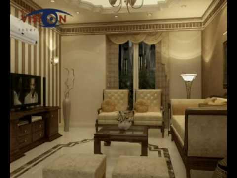 Decor and Interior Design Al sheIkh MUhamMAd JebrIl Villa - YouTube