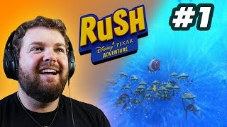 Is Pixar RUSH a rush?! Pixar Rush #1
