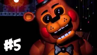 Top 10 Facts - Toy Freddy FNAF Smike