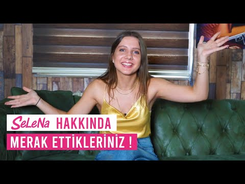 MERHABA YOUTUBE BEN GELDİM ! / SELENA HAKKINDA MERAK EDİLENLER