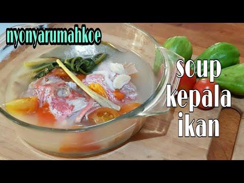 cara-membuat-soup-kepala-ikan