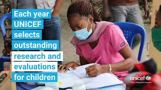 Best of UNICEF Research and Evaluation 2020