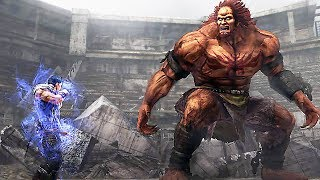 Fist of the North Star - 3 Minutes of Gameplay PS4 (2018)