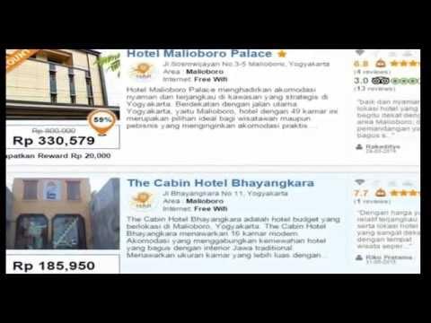 Info HOTEL MURAH DI JOGJA Dekat MALIOBORO Harga Hotel Murah Di Jogja