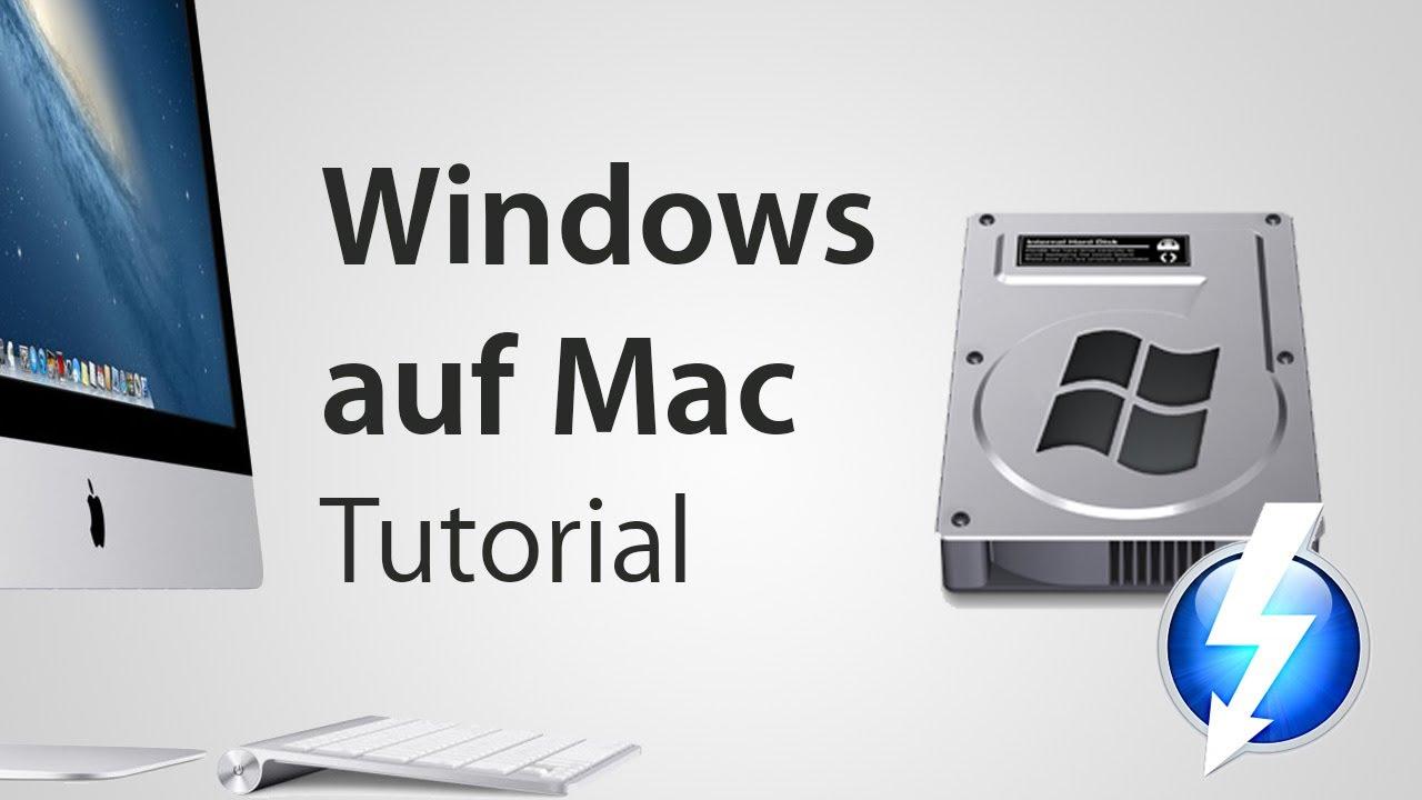 Windows Auf Mac Windows Spiele Und Gaming Bootcamp Auf Externer Festplatte Deutsch German Youtube