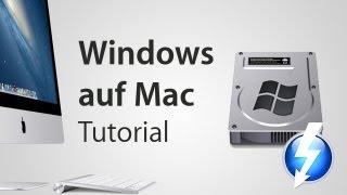 Windows auf Mac - Windows Spiele und Gaming / Bootcamp auf externer Festplatte [Deutsch/German]