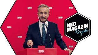 TV-Sensation: Jan Böhmermann will SPD-Chef werden