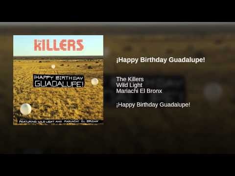 ¡Happy Birthday Guadalupe!