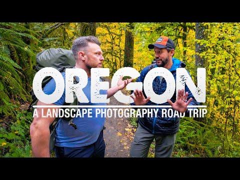 A Landscape PHOTOGRAPHY Road Trip: OREGON Edition