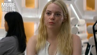 "MANIAC ""Connection"" Teaser Trailer NEW (2018) - Emma Stone Netflix ""black comedy"" series"
